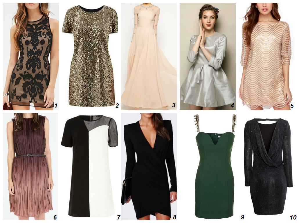 3001d0cd6ef3 10 Dresses to rock the New Year's Party