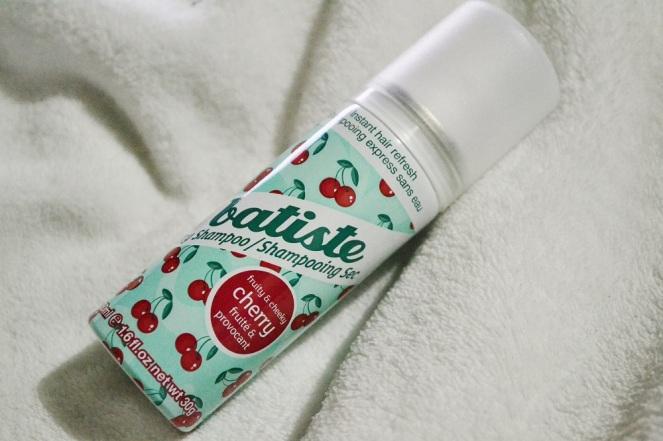 Dry Shampoo - Batiste / 6,80 euros - 200 mL