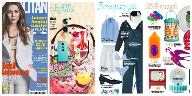 Cosmopolitan - May 2015