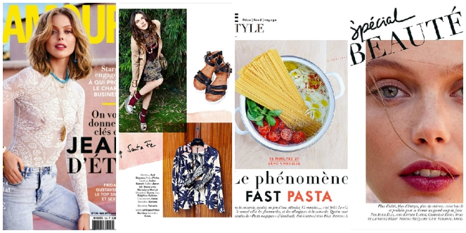Glamour Magazine n°134