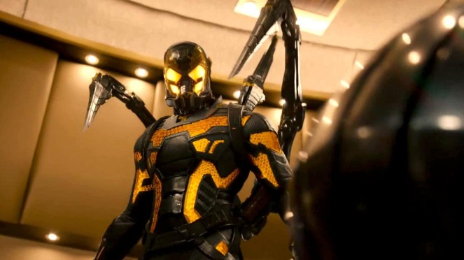 Yellowjacket / Ant-Man - © DR