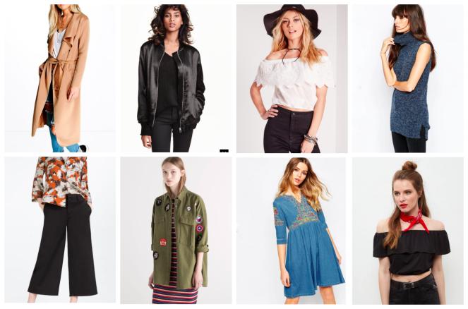 8 tendances mode printemps 2016