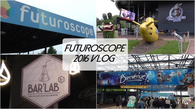 futuroscope parc attraction