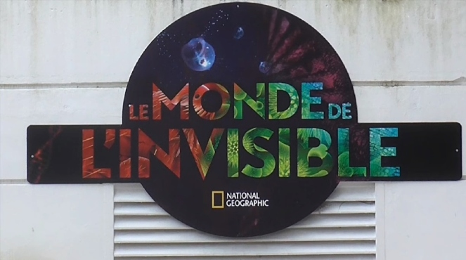 le monde de l'invisible futuroscope