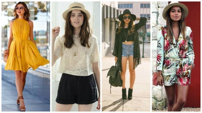 ootd été 2016 mode femme