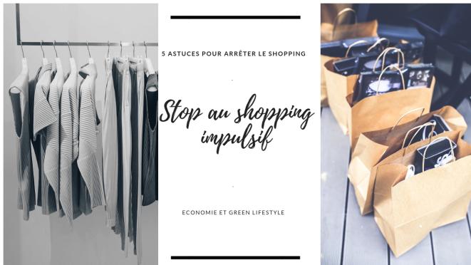 Stop au shopping impulsif conseil minimalisme dressing